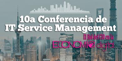 Se realizará la 10ma Conferencia de IT Service Management en México