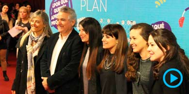 111Mil reunió a cientos de mujeres interesadas en la programación
