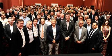 Se lanzó oficialmente el megaplan 111mil en Casa Rosada
