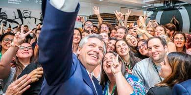 Fernández en Accenture: