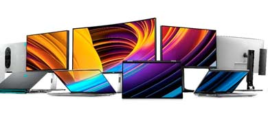 Dell reimaginó el trabajo y lanzó nuevas líneas de PCs y monitores