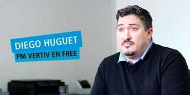 Free impulsa el nuevo programa de canales de Vertiv