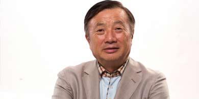 Ren Zhengfei, fundador de Huawei, rompió el silencio