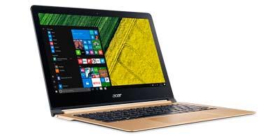 Acer presentó su portfolio y espera un gran 2017 en Argentina