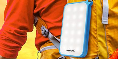 ADATA lanza su Power Bank con linterna en Argentina