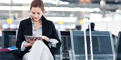 Los principales aeropuertos del país ofrecerán Wi-Fi gratis