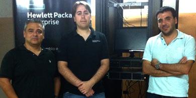 Air Computers inauguró en Rosario su propio laboratorio de soluciones HPE