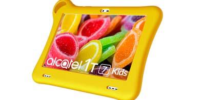TKEE mini, la nueva tablet de Alcatel para los más chicos