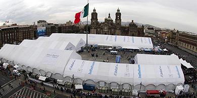 Aldea Digital vuelve al Zócalo de CDMX y ya tiene fecha