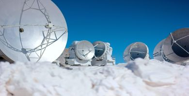 Chile desarrolla un plataforma astro-informática