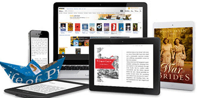 Amazon rentará libros para Kindle en México
