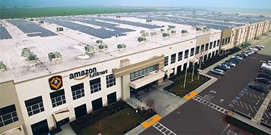 Amazon quiere construir un mega almacén en México