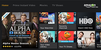 Amazon Prime Video llega al país para destronar a Netflix