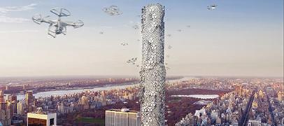 Amazon quiere una colmena gigante de drones en tu ciudad