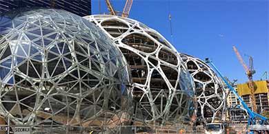 Amazon recibió 238 propuestas para construir su segundo hogar