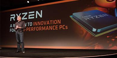 AMD adelantó su estrategia y presentó sus nuevos Ryzen