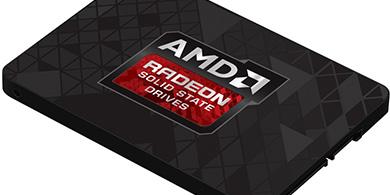AMD se lanza al mercado de las SSD con Raedon R7