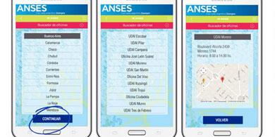 Bossio present� la nueva aplicaci�n Mi Anses M�vil