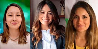 Tres mujeres lideran la nueva estructura de canales de APC by Schneider Electric en Sudamérica