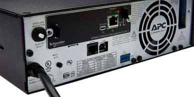 Schneider Electric presentó una nueva serie de tarjetas de administración de red NMC 3.0