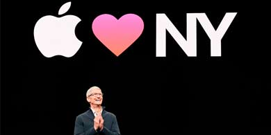 Apple presentó sus nuevos iPad Pro, MacBook Air y Mac mini