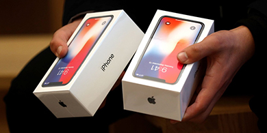 Apple vende diez iPhones por segundo (sobre todo iPhone X)