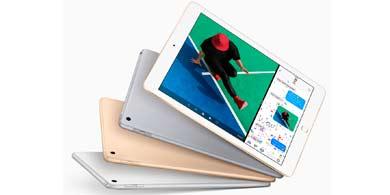 Apple renovó su iPad con un precio agresivo de 329 dólares