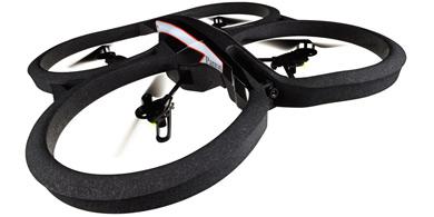 Compumundo anunció la venta de drones