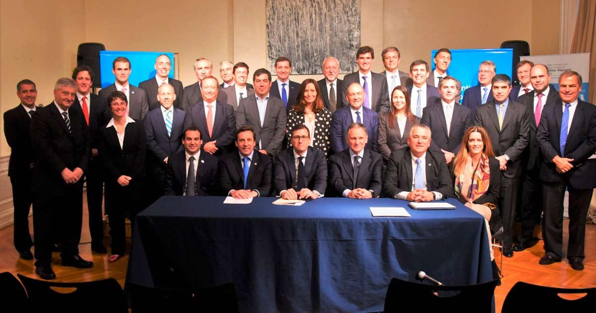 Argencon inició una nueva misión en NY para impulsar la Economía del Conocimiento