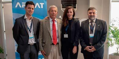 Arsat relanza su Plan Satelital junto a INVAP