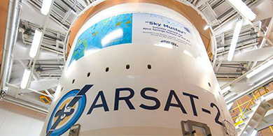 Denuncian una posible privatización de Arsat 3