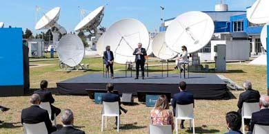 Alberto Fernández presentó el nuevo Plan Nacional de Conectividad