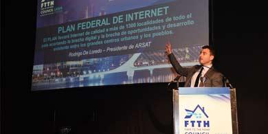 El Plan Federal de Internet llegará a los 20.000 km de fibra operativa