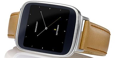 ASUS presento su nuevo smartwatch en IFA 2014