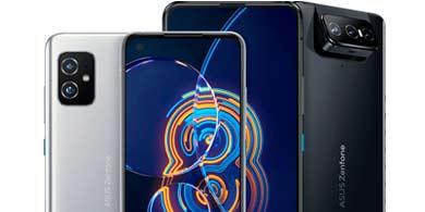 Zenfone 8, lo nuevo de ASUS en smartphones con Flip Camera triple