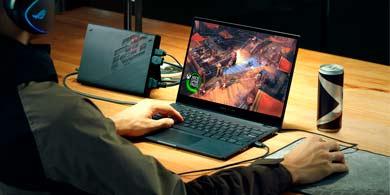 ASUS ROG presentó su últimas innovaciones, incluyendo una notebook con doble pantalla