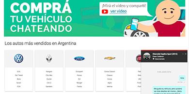 Autofoco, lanz� su app para comprar y vender autos