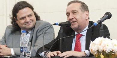 Barañao habló en la UTN: redistribución, conocimiento y creatividad
