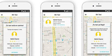 BA Taxi, la app oficial para competir con Uber