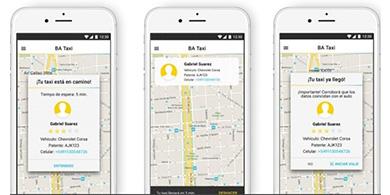 Ya funciona BA Taxi, la app oficial para pedir un taxi con el smartphone
