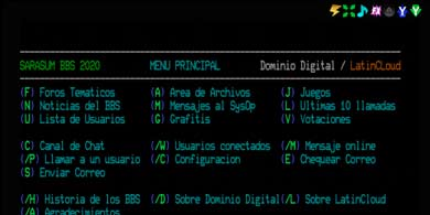 Ponen en funcionamiento un BBS para recrear las redes sociales de la pre-internet