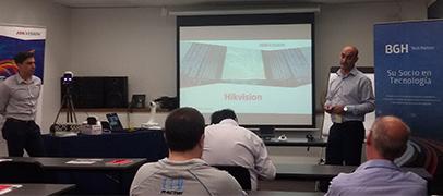 BGH impulsa su porfolio de videovigilancia con Hikvision