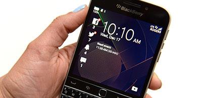 BlackBerry Classic llega a M�xico