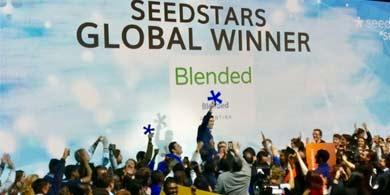La argentina Blended, elegida en Suiza como la mejor startup del mundo