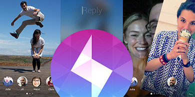 Instagram lanza Bolt, su app para fotos y videos ef�meros