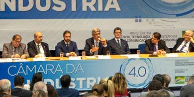 Brasil lanza su Cámara de la Industria 4.0