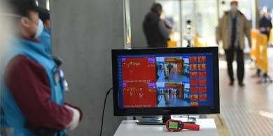 La Ciudad de Buenos Aires implementó el primer sistema de cámaras para tomar la temperatura