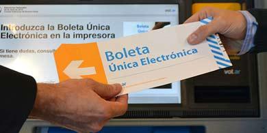 ¿Vuelve la boleta electrónica a la Ciudad de Buenos Aires?