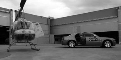 Cabify lanza su servicio de helicópteros en Chile
