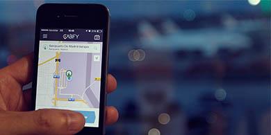 Cabify ya busca choferes en Buenos Aires �Cu�l es su estrategia?